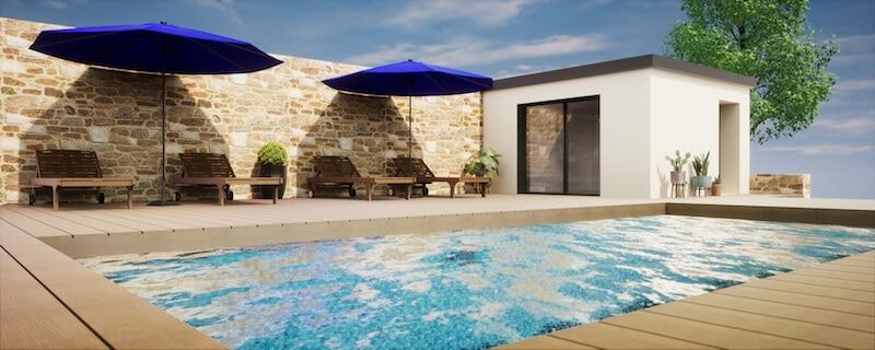 piscine du futur