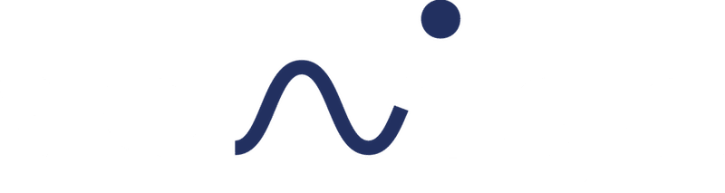 Logo Soniga blanc et bleu